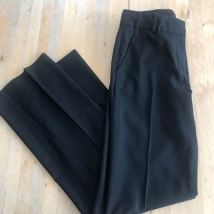 J Crew Straight Leg Dress Pants